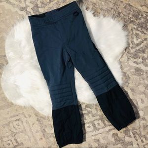 Schoeller Kids Gray and Black Snow Pants